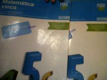 Matemática cinco - Ana Ribeiro Rosa, Lourdes...