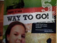 Way to go ! - Cláudia Regina Abreu,Nat...