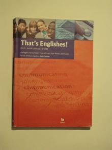 Thats Englishes! - Ana Pegado;