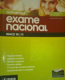 Preparar o exame nacional de MACS - Marlene Cristina
