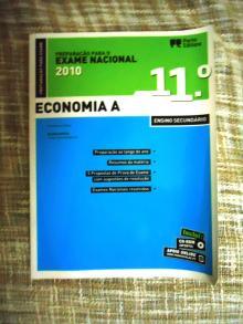 Preparação para o exame nacional - Economia