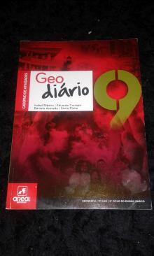 Geo Diário 9 - Geo Sítios 9 - Isabel Ribeiro