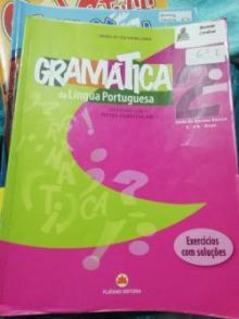 Gramática da Lingua Portuguesa 2º Ciclo - Maria do Céu Vieira Lope...