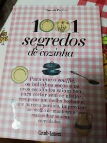 1001 segredos de cozinha - Pascale Paolini