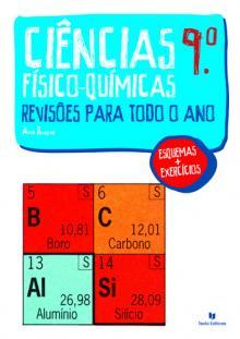 Revisões para todo o ano. Ciências Físico Quimicas 9º ano - Ana roque...