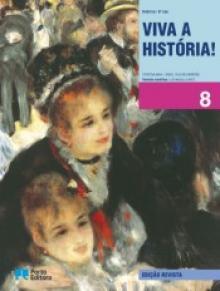 Viva a História! 8 - Cristina