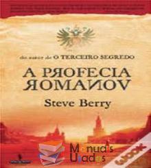 A profecia Romanov - Steve Berr