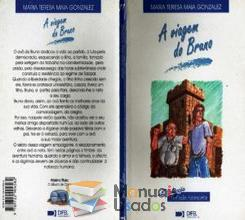 A viagem de Bruno - Maria T.M. Gonzal