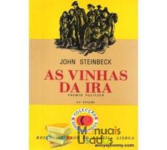 As vinhas da ira - John Steinbeck...