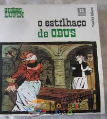 O estilhaço de Obus - Arsène Lupi