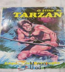 O filho de Tarzan - Edgar R. Bur