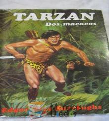 Tarzan dos macacos - Edgar R. Bur