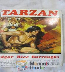 O Regresso de Tarzan - Edgar R. Bur
