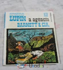 A agência barnett & CIA - Arsène Lupi
