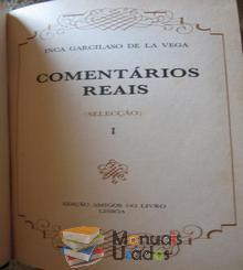 Cometários Reais vol.1 - Inca G. De L
