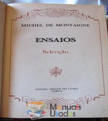Ensaios - Michel de Mo