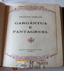 Gargântua e Pantagruel - François Ra