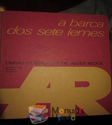 A Barca dos sete lemes - Alves Redol
