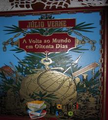 A volta ao mundo em oitenta dias - Júlio Verne