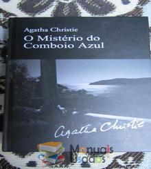 O Mistério do Comboio Azul - Agatha Chris