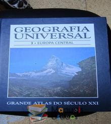 Geografia Universal 3-Europa Central - Vários