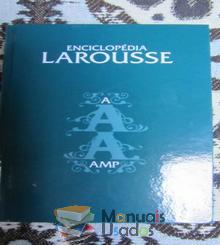 Enciclopédia Larousse A - Vários