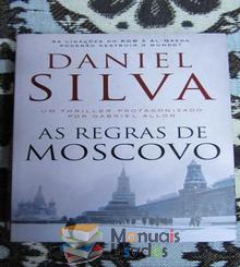 As regras de Moscovo - Daniel Silva