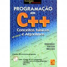 Programação em C++ Conceitos Básicos e Algoritmos