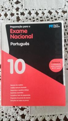 Preparação para o Exame Nacional Português - Noémia Jorge- Livro Auxi...