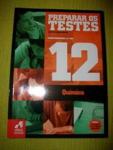 Preparar os testes Química 12 - Ana Maria Soares dos Reis...