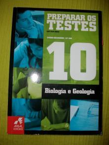 Preparar os testes Biologia e Geologia 10 - Lígia Osório...