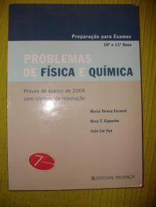 Problemas de Física e Química ( - Maria Teresa Escoval...