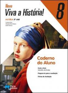 Novo Viva a História - Caderno aluno - Cristina Antunes