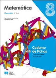 Matemática 8 - Fichas - Maria Augusta Ferreira Ne...