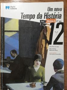 Um Novo Tempo da História 12 ano - Célia Pinto do Couto