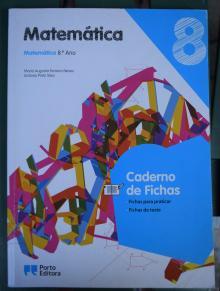 Matemática-Caderno de Fichas - Maria Augusro Ferreira Ne...