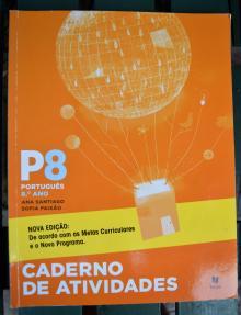 P8- Caderno de Atividades - Ana Santiago