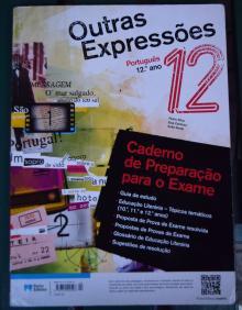 Outras Expressões-Caderno de Atividades e Caderno de Preparação para o Exame - Pedro Silva