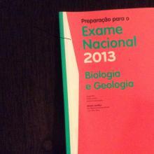 Exame Nac 2013 Biologia e Geologia