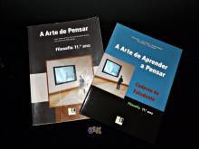 Livros de Filosofia- Arte de Pensar 11º ano
