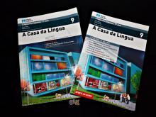 Manuais de língua portuguesa 9º- A casa da Língua