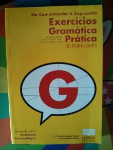 Exercícios Gramática Prática de Português