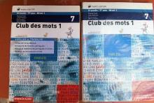 Francês- Club des Mots 1