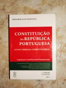 Constituição Da República Portuguesa - Benjamim