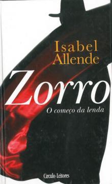 Zorro - Isabel Al