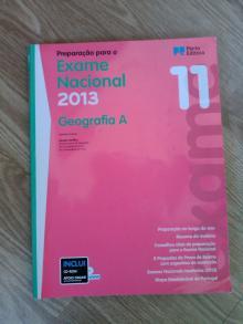 Exame nacional 2013 Geografia (Preparação)