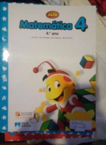 Alfa Matemática 4 - Eva Lima; Nuno Barrigão;...