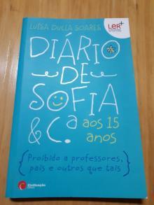 Diário de Sofia e Companhia aos 15 anos - Luísa Ducla Soares