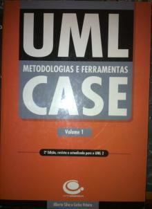 Uml - metodologias e ferramentas case - volume 1