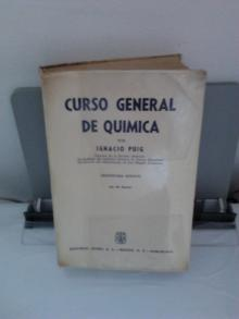 Curso General de Quimica - Ignácio Puig